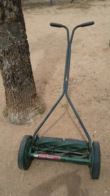 push mower in Yucca Valley, California