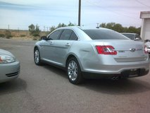2011 FORD TAURUS LIMITED in Alamogordo, New Mexico