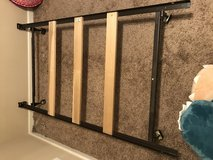 Bed frame in Fort Campbell, Kentucky