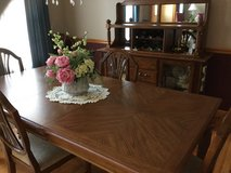 Dining Room Set w/Sideboard in Naperville, Illinois
