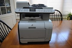 HP COLOR LASER JET PRINTER/SCANNER/FAX AND COPIER in Chicago, Illinois