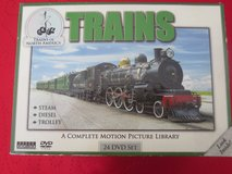 Trains A complete motion picture Library in Bolingbrook, Illinois