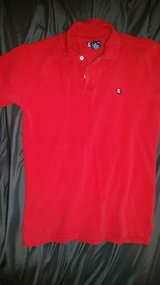 Boys Chaps short sleeves polo shirt (sz 16/18) in Fort Rucker, Alabama
