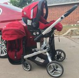 Reduced-Teutonia Stroller (PCSing...Must sell) in El Paso, Texas