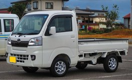 Kei Truck/Driver/Helper/mover for hire. in Okinawa, Japan