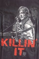 Daryl {KILLIN' IT} Walking Dead T-Shirt NWT in 29 Palms, California