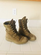 BATES Lightweight USMC Steel Toe Boots Sz 8 in Camp Pendleton, California