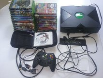 Original XBOX System with 22 Games in Conroe, Texas