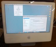 "Apple iMac 20"" Core 2 Duo, 4 GB RAM, 250 GB HDD, running X.7 ""Lion"" in Fort Lewis, Washington"