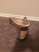 "Women's Flats Size 5 ""Rose Gold"" in Baytown, Texas"