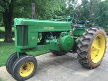 John Deere Tractor in Fort Knox, Kentucky