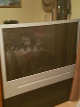 55 inch RCA TV works great I watch it everyday in Yorkville, Illinois