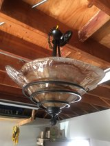 Rubbed Bronze Dining Room Light in Westmont, Illinois