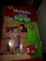 Huggies Slip On diapers in The Woodlands, Texas
