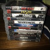 Playstation 3 games in Tacoma, Washington