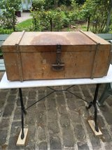 antique wood case from France in Ramstein, Germany