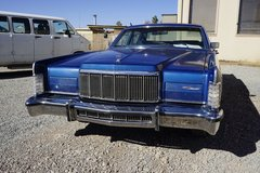 1976 Lincoln Town Car in Alamogordo, New Mexico
