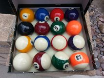 POOL BALLS NEW in Camp Pendleton, California