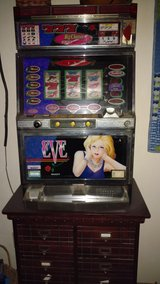Token slot machune in Livingston, Texas