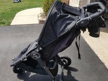 Stroller City Mini GT jogger in New Lenox, Illinois