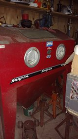 Snapon Cabinet Sandblaster in Livingston, Texas