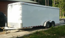 20ft Enclosed Trailer for rent in Fort Polk, Louisiana