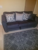 Couch and rug in Fairfield, California