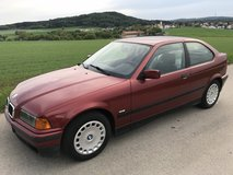 BMW 316 i Automatic compact nice car ! New Inspection free delivery! in Grafenwoehr, GE