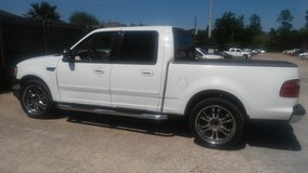2002 Ford F-150 in The Woodlands, Texas