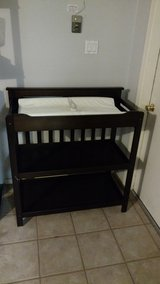 Diaper changing station in El Paso, Texas