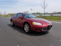 2001 Chrysler Sebring Lxi in Glendale Heights, Illinois