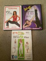 FITNESS DVDS in Clarksville, Tennessee