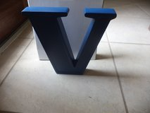"Letter ""V"" in The Woodlands, Texas"