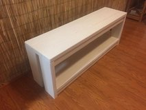 Handcrafted Entryway Shoe Bench in Tacoma, Washington