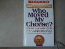 Who Moved My Cheese in Spring, Texas