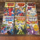 The Infinity War (1992) - Marvel Comics 6 Issue Limited Series in Tacoma, Washington