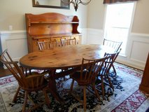 Hunt Country dining room set in Huntsville, Alabama