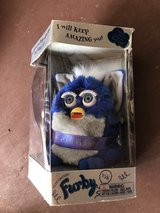 Y2K Electronic Blue Furby in Warner Robins, Georgia
