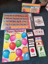 Preschool calendar kit w/Many xtras in Vista, California
