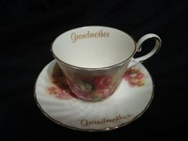 Grandmother tea cup with saucer in Conroe, Texas