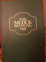 the Merck Manual 16th in Ramstein, Germany