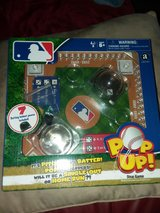 New sealed in box Pop Up baseball dice game in St. Charles, Illinois