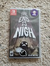 The End is Nigh Nintendo Switch Game - NEW in Camp Lejeune, North Carolina