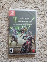 Motorcross Nintendo Switch Game - NEW in Camp Lejeune, North Carolina