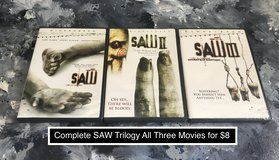 The Complete SAW Trilogy in Fort Irwin, California