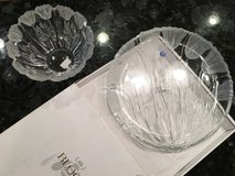 Crystal giftware - brand new still in box in Chicago, Illinois
