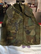 Kevlar Vest in Fort Polk, Louisiana