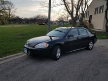 2013 Chevrolet Impala Excellent Condition Low Miles 1 Own Will pay $10 if you don't like it in Westmont, Illinois
