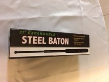 "21"" Steel Baton in Lake Charles, Louisiana"