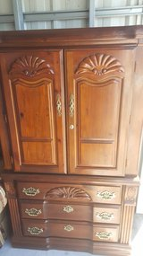 4 draw Armoire(credit card accepted) in Camp Lejeune, North Carolina
